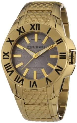 DyrbergKern Damen-Armbanduhr FORMULA SM 1G6 Analog Messing 328005