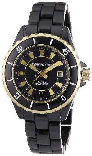 DyrbergKern Damen-Armbanduhr XS OCEAMICA CE 4BG4 Analog Quarz Keramik 332700