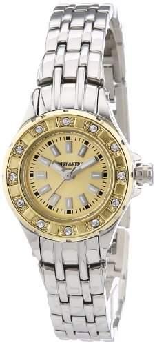 DyrbergKern Damen-Armbanduhr XS COLEFINA SMC 2G1 Analog Quarz Messing 333504