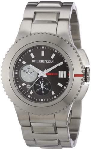 DyrbergKern Damen-Armbanduhr CONTINUUM SM 2S4 Analog Messing 328023