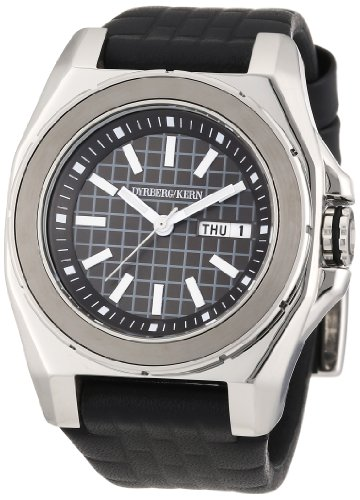 Dyrberg Kern Unisex Armbanduhr PRIVILEGIO SL 4S4 Analog Leder 330610