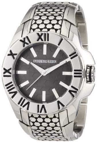 DyrbergKern Damen-Armbanduhr FORMULA SM 2S3 Analog Messing 328006
