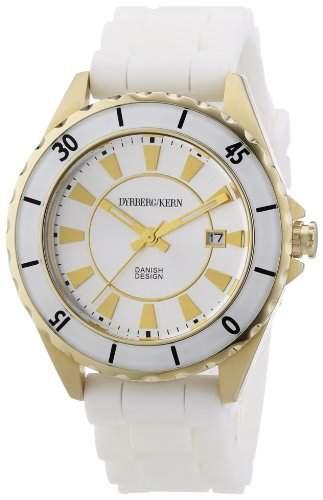 DyrbergKern Damen-Armbanduhr OCEAN SR 5G5 Analog Quarz Kautschuk 332690