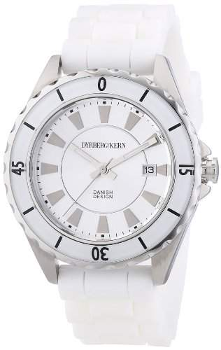 DyrbergKern Damen-Armbanduhr OCEAN SR 5S5 Analog Quarz Kautschuk 332692