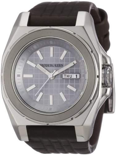 DyrbergKern Unisex-Armbanduhr PRIVILEGIO SL 7S6 Analog Leder 330611