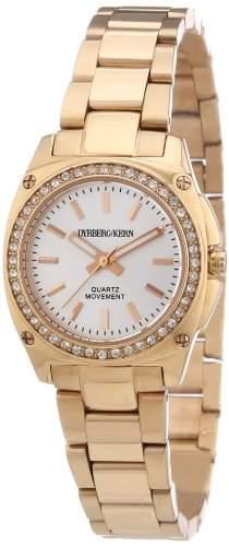 DyrbergKern Damen-Armbanduhr XS Analog Quarz Edelstahl 332706