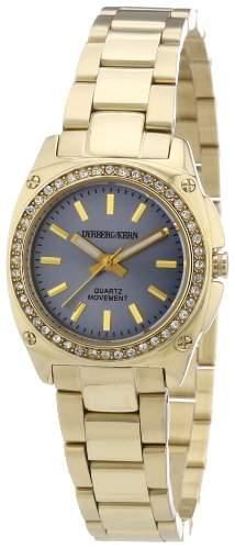 DyrbergKern Damen-Armbanduhr XS Analog Quarz Edelstahl beschichtet 332705