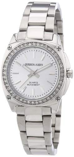 DyrbergKern Damen-Armbanduhr XS Analog Quarz Edelstahl beschichtet 332704