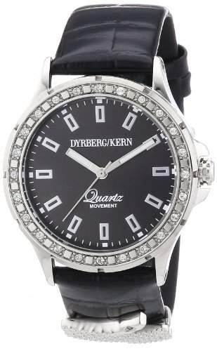 DyrbergKern Damen-Armbanduhr SERPENTA SLC 4S4 Analog Leder 332677