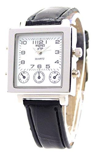 elegant klassische Armband Uhr fuer Sie und Ihn Ox14
