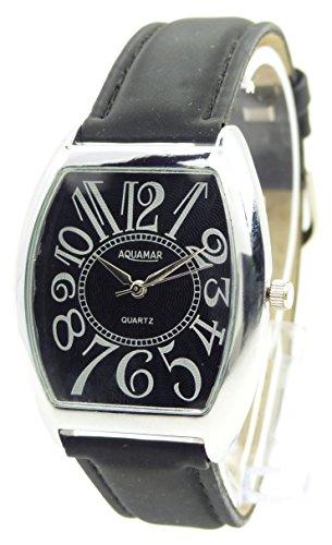 elegant klassische Designer Armband Uhr fuer Sie und Ihn Ox13