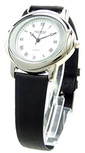 elegant schlichte klassische Armband Uhr fuer Sie und Ihn Ox12