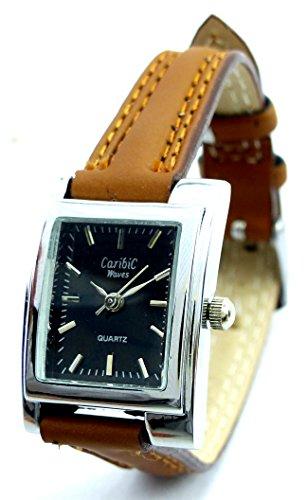 elegante Damenuhr schlichte Designer Uhr mini Armbanduhr Damen Uhr Armband Uhr mit Lederarmband Ox10
