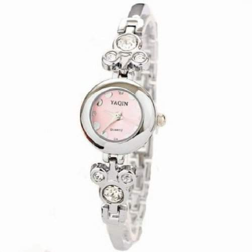 Fashion Design Frauen-Quarz-Uhr-Damen Mickey Steel Uhren Supernova