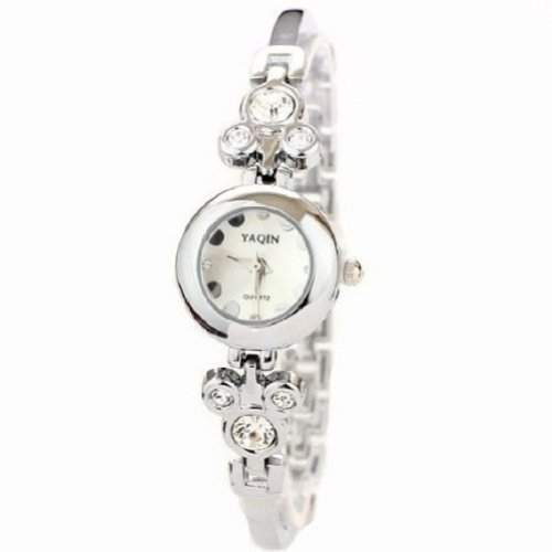 Fashion Design Frauen-Quarz-Uhr-Damen Mickey Steel Uhren fuer Frauen