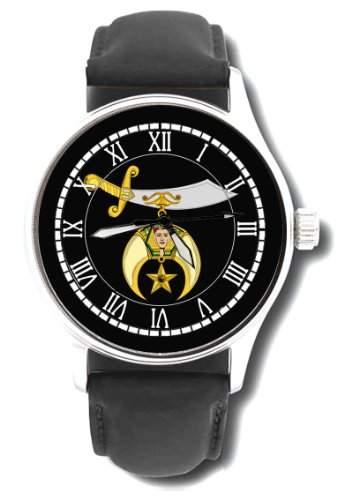 Symbolisch Freimaurer Schwert Armbanduhr