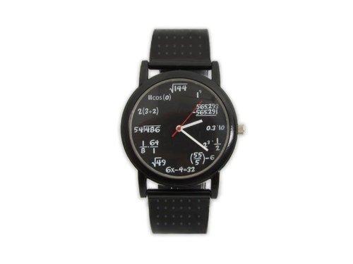 Die geniale Mathe Armbanduhr mit Formeln