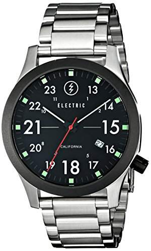 Electric Fw01 Ss Watch - Black