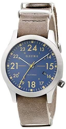Electric Fw01 Nato Watch - Blue  Grey