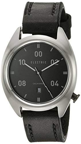 Electric OW01 Leather - Black