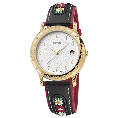 M WATCH Damen Armbanduhr Tradition Analog Quarz WRF 32210 LB