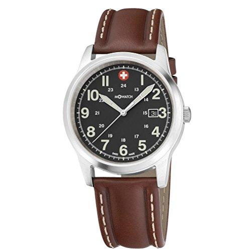 M WATCH Herren Armbanduhr Aero Analog Quarz WBL 08220 LG