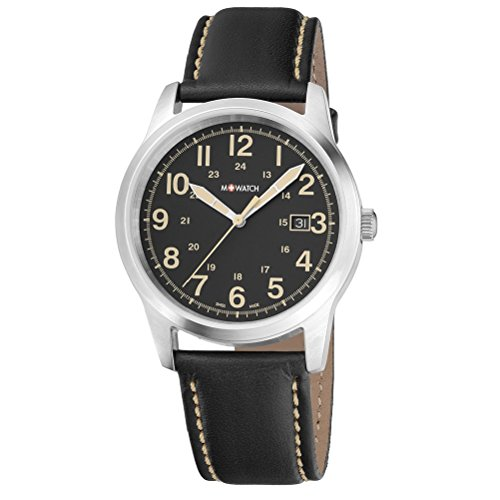 M WATCH Herren Armbanduhr Aero Analog Quarz WBL 08221 LB