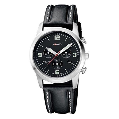 M WATCH Aero Chronograph Quarz WBL 08420 LB