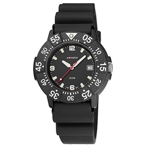 M Watch Herren Armbanduhr MA661DIV 720204A Analog Quarz