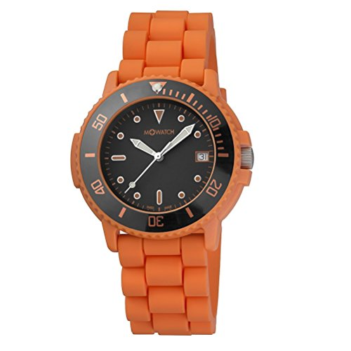 M WATCH Unisex Armbanduhr Aqua Analog Quarz WYW 96220 RC