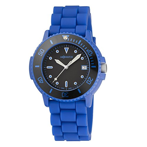 M WATCH Unisex Armbanduhr Aqua Analog Quarz WYW 96220 RD