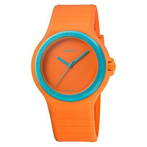 M WATCH Unisex Armbanduhr Maxi Colour Analog Quarz WYO 15132 RC