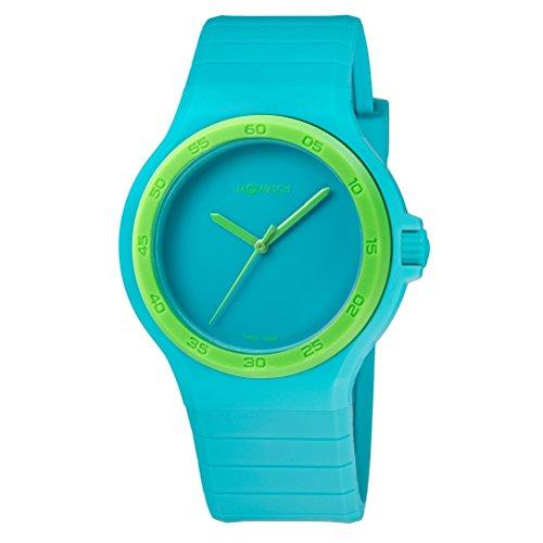M WATCH Unisex Armbanduhr Maxi Colour Analog Quarz WYO 15140 RD