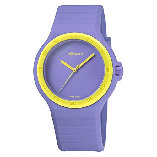 M WATCH Unisex Armbanduhr Maxi Colour Analog Quarz WYO 15141 RD