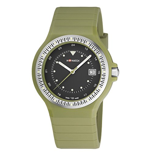 M WATCH Unisex Armbanduhr Maxi Colour Analog Quarz WYO 15220 RF