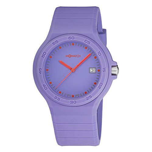 M WATCH Unisex Armbanduhr Maxi Colour Analog Quarz WYO 15242 RD