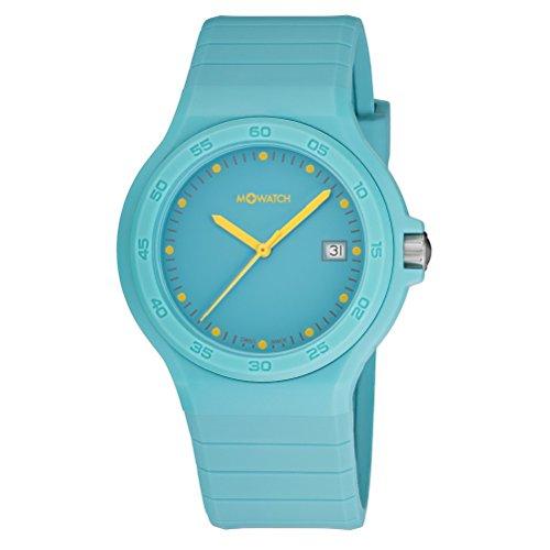 M WATCH Unisex Armbanduhr Maxi Colour Analog Quarz WYO 15245 RD