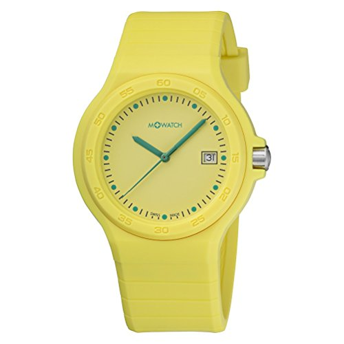 M WATCH Unisex Armbanduhr Maxi Colour Analog Quarz WYO 15251 RE