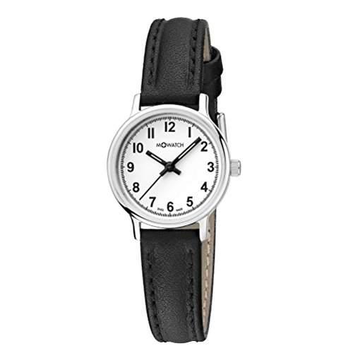 M-Watch Damen-Armbanduhr Analog Quarz Leder MA6583054601