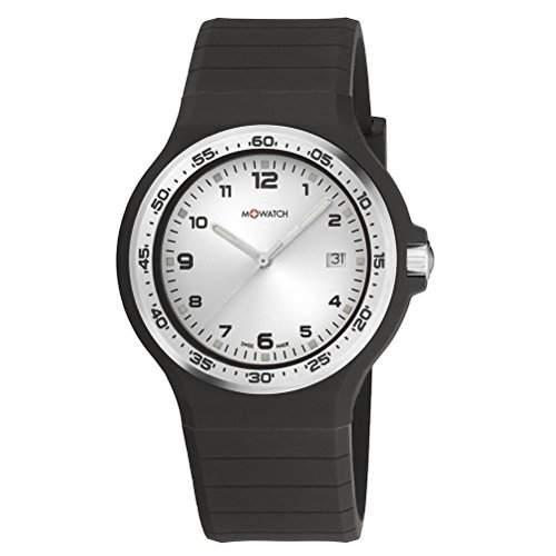 M-Watch Herren-Armbanduhr Analog Quarz Resin MA661306152002