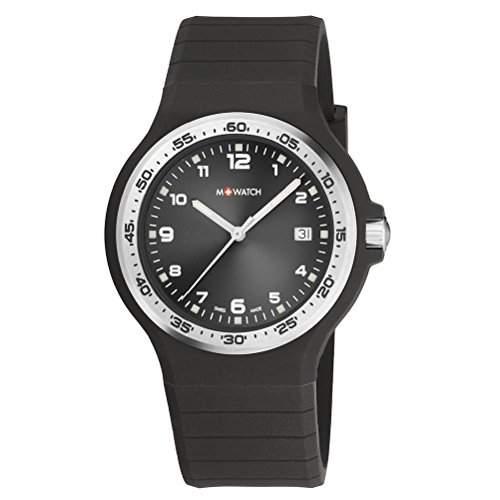 M-Watch Herren-Armbanduhr Analog Quarz Resin MA661306152001