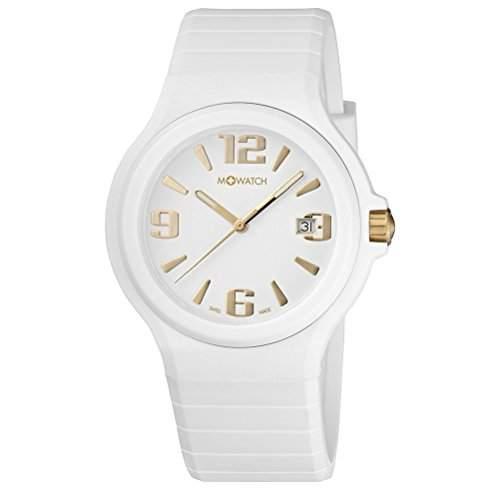 M-Watch Unisex-Armbanduhr Analog Quarz Resin MA661306151001