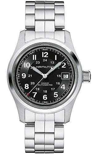 Hamilton Hamilton Khaki Feld Edelstahl Stahl Mens Watch H70455133