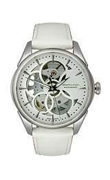 Hamilton Skeleton Lady Auto White Uhr H32405811