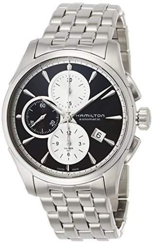Hamilton H32596181 Jazzmaster Auto Chrono Herren Uhr