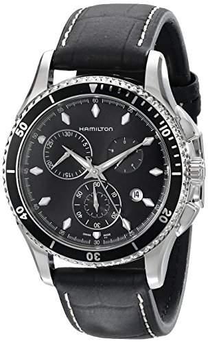Hamilton Jazzmaster Seaview Chrono H37512731