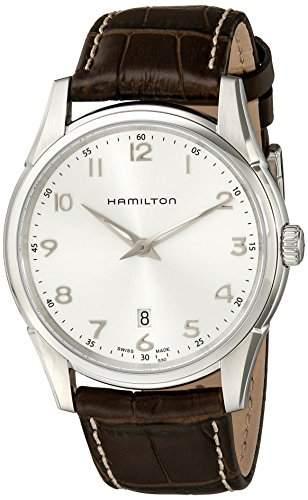 Hamilton, Herren-Armbanduhr Analog Automatik Kautschuk, H38511553