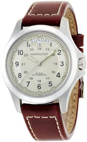 HAMILTON - Herren Uhren - KHAKI KING AUTOMATIC - Ref H64455523