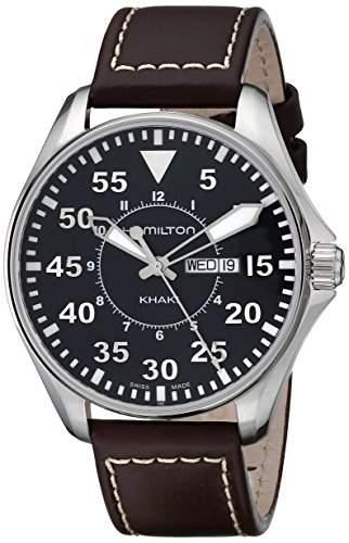 HAMILTON - Herren Uhren - KHAKI PILOT - Ref H64 611 535