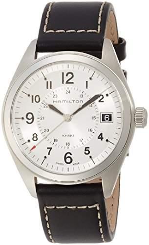 Hamilton H68551753 Khaki Field Quartz Herren Uhr
